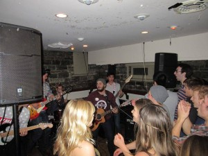 Concert at the Mansion