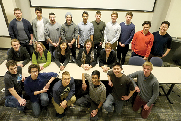 Caring Campus Project Group